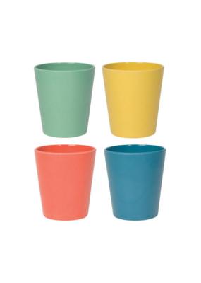 Danica Set of 4 Planta Cups in Fiesta