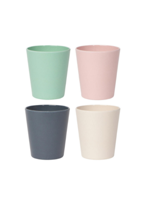 Danica Set of 4 Planta Cups in Tranquil