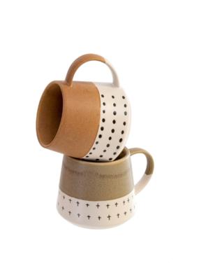 Indaba Trading Doodle Mug