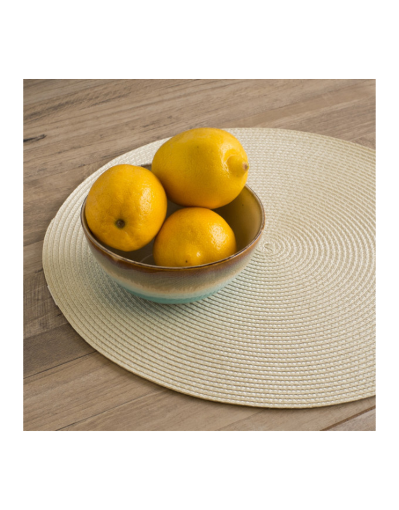 Disko Placemat in Ivory