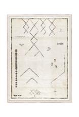 Middle Atlas Design Art Print IV