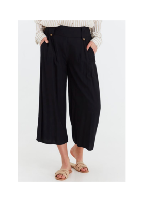 b.young Gazel Pant in Black by b.young