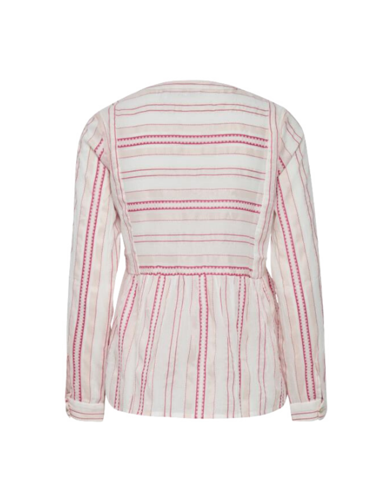 b.young Gitta Blouse in Grenadine Mix by b.young