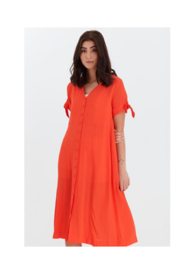 b.young Flaminia Dress in Grenadine by b.young