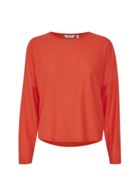 b.young Tenna Sweater in Grenadine by b.young