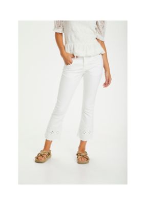 Cream Analis Jeans in Snow White by Cream