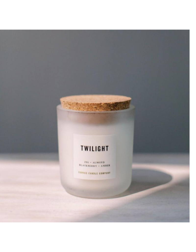 Twilight by Canvas Candle Company