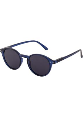 PILGRIM Roxanne Sunglasses in Blue by Pilgrim