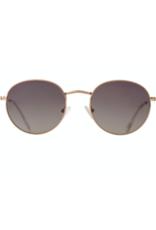PILGRIM Pine Sunglasses in Gold by Pilgrim