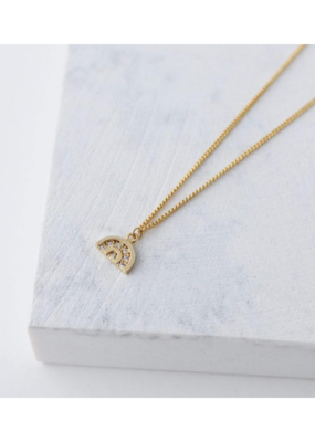Lover's Tempo The Future Is Yours Gold Necklace by Lover's Tempo