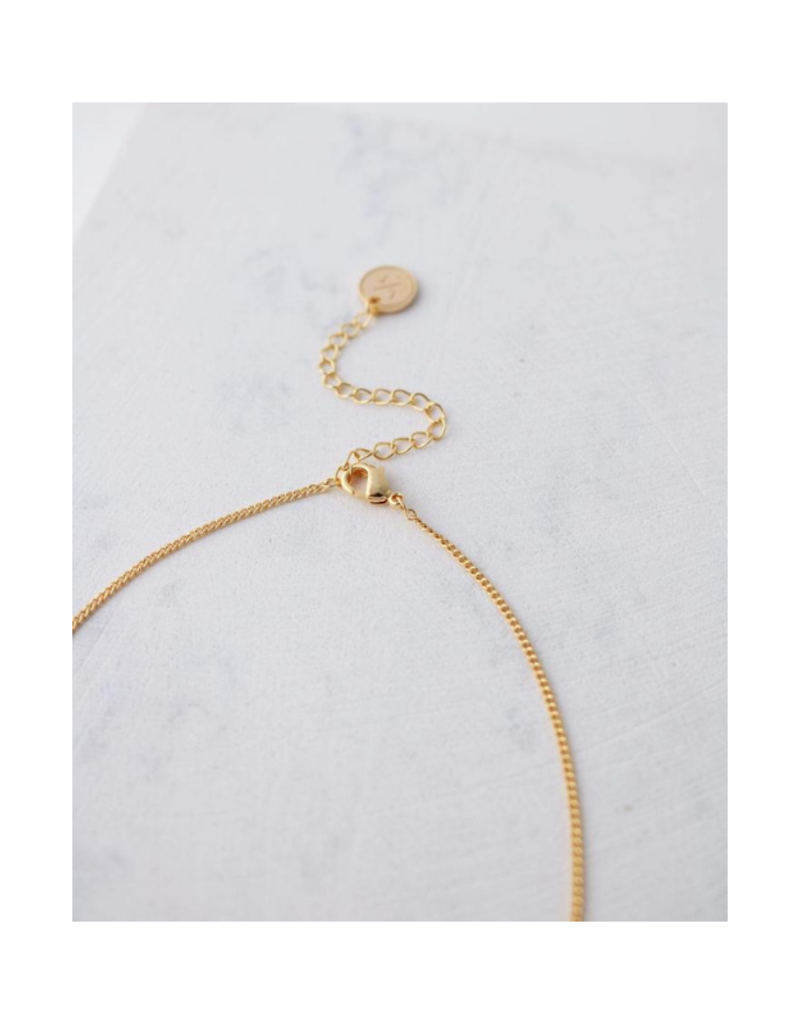 Lover's Tempo One In A Million Gold Necklace by Lover's Tempo