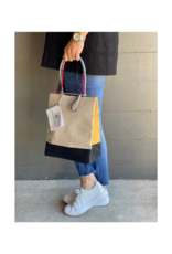 Brave Brown Bag Munari Midi Bag in Shade #1 by Brave Brown Bag