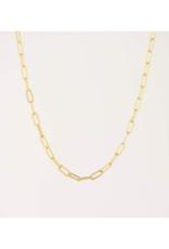 Lover's Tempo Boyfriend Chain Necklace by Lovers Tempo