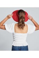 San Diego Hats Ultrabraid Large Brim Visor by San Diego Hat Company