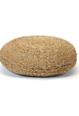 Capsule Seagrass Pouf Medium