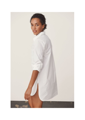 Part Two Lulas Shirt in Bright White by Part Two