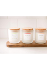 Refresh Patio Collection by Canvas Candle Company