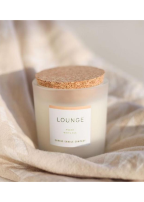 canvas Lounge Patio Collection by Canvas Candle Company