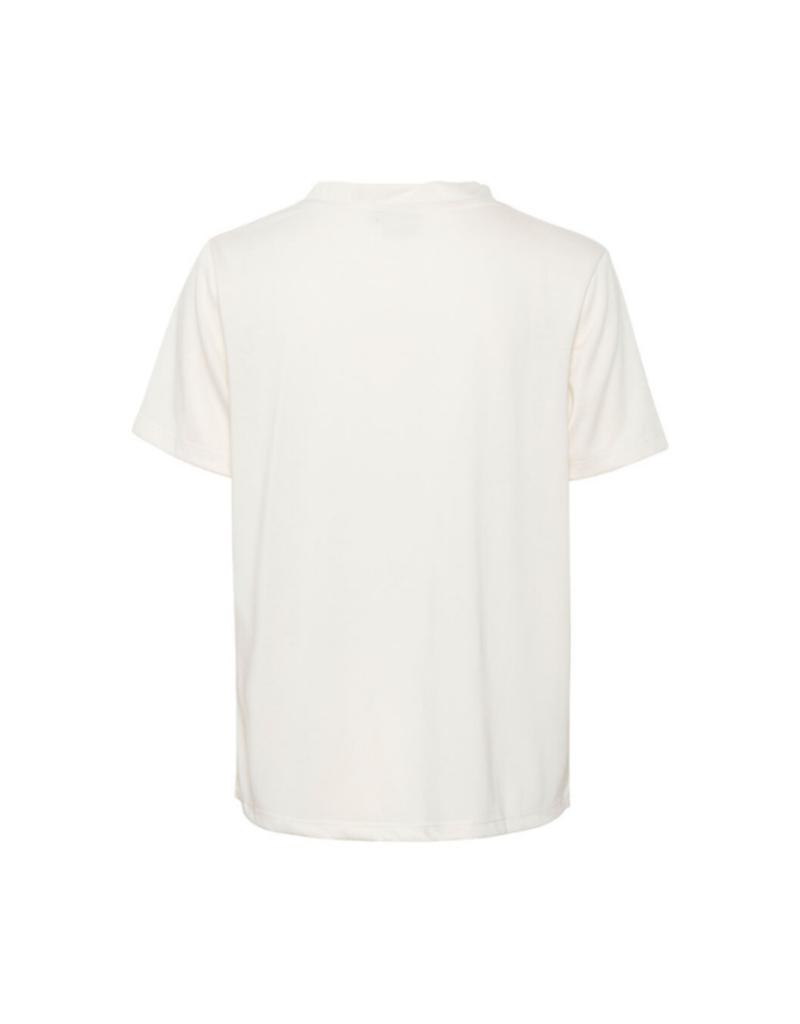 Cream  Modala T-shirt in Eggnog by Cream