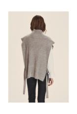 Cream Omint Knit Sweater in Oat Melange by Cream