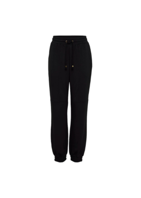 b.young Pusti Sweat Pants in Black by b.young