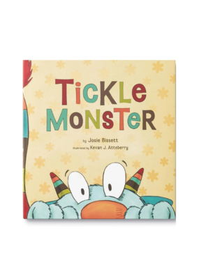 Tickle Monster Book by Compendium