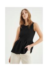 InWear Ulrika Blouse in Black by InWear