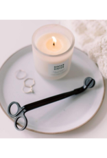 Matte Black Wick Trimmer by Canvas Candle Company