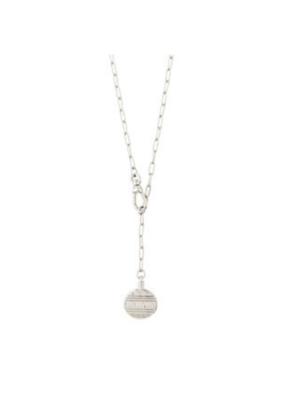 PILGRIM Native Beauty Necklace Silver-Plated by Pilgrim