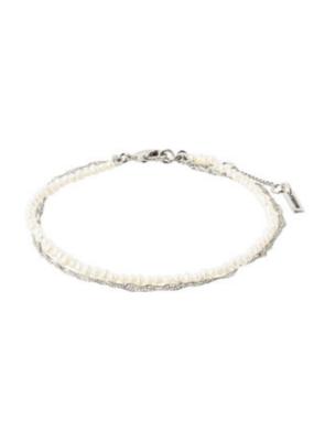 PILGRIM Native Beauty Bracelet Silver-Plated by Pilgrim