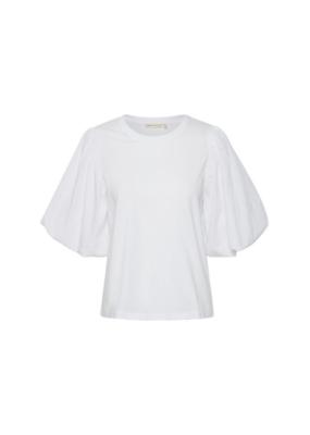 InWear Ume T-shirt in Pure White by InWear
