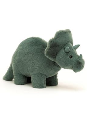 Jellycat Jellycat Fossilly Mini Triceratops