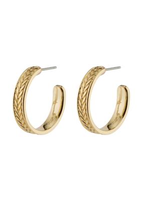 PILGRIM Legacy Earrings Gold-Plated by Pilgrim