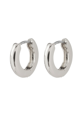Francis Earrings Silver-Plated by Pilgrim