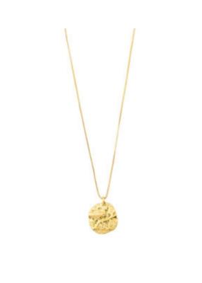 PILGRIM Blair Necklace Gold-Plated by Pilgrim