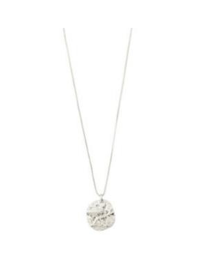 PILGRIM Blair Necklace Silver-Plated by Pilgrim