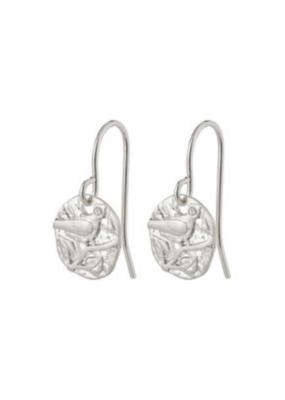 PILGRIM Blair Drop Earrings Gold-Plated by Pilgrim