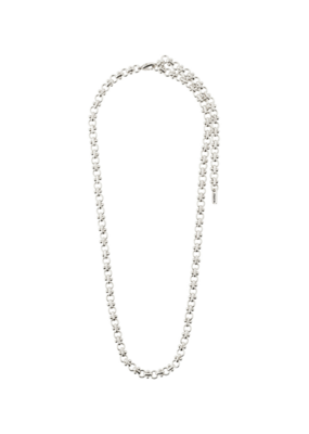 PILGRIM Nomad Necklace Silver-Plated by Pilgrim