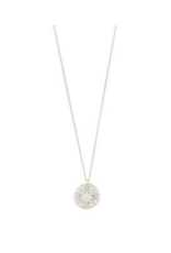 PILGRIM Carol Necklace Silver-Plated by Pilgrim