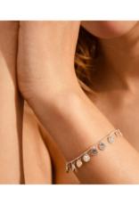 PILGRIM Carol Bracelet Silver-Plated by Pilgrim