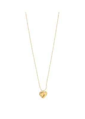 PILGRIM Sophia Necklace Gold-Plated by Pilgrim