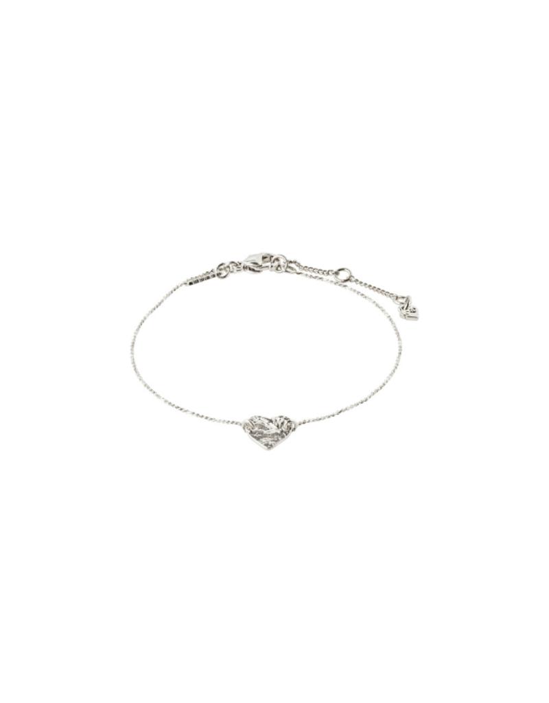 PILGRIM Sophia Bracelet Silver-Plated by Pilgrim