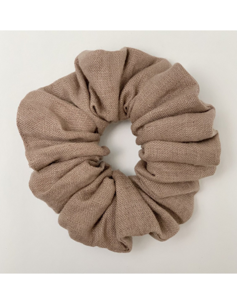 Puffy Linen Scrunchie by Dreams Jumper