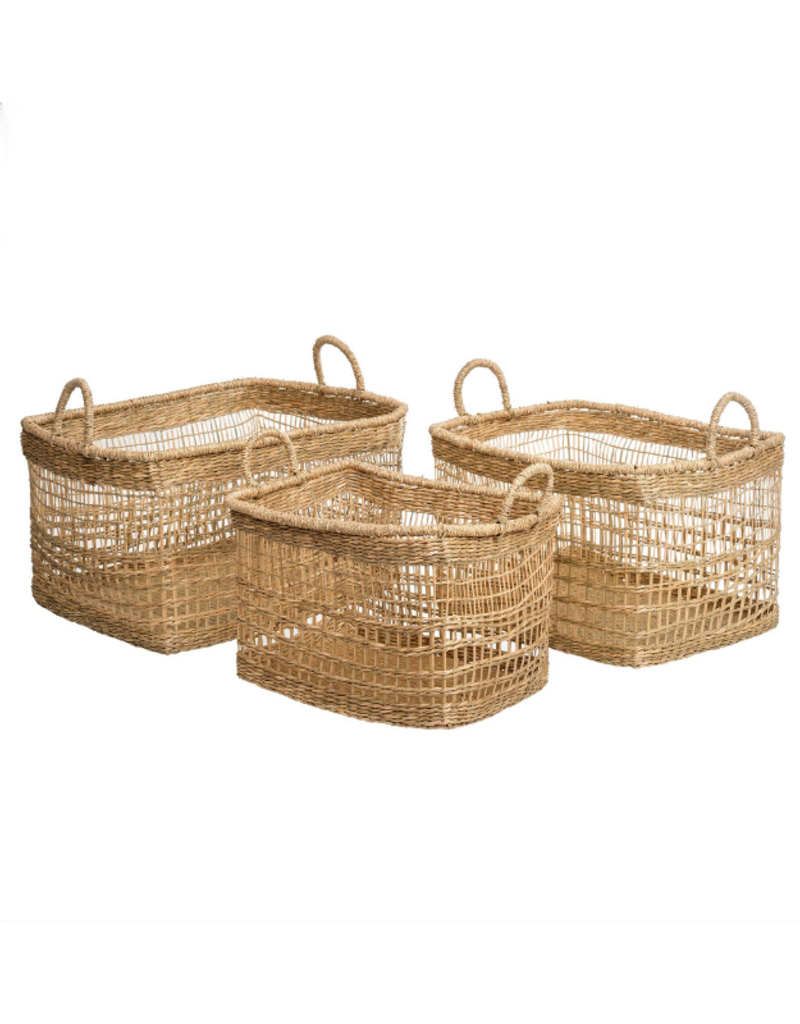 Indaba Trading Sanibel Woven Basket