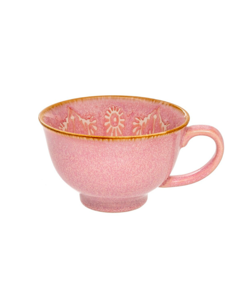 Indaba Trading Hibiscus Latte Cup