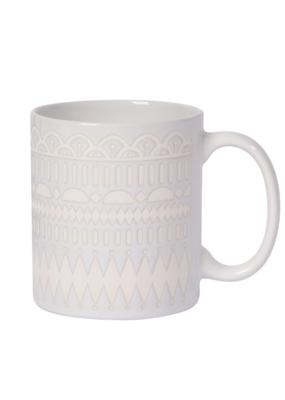 Danica Gala White Mug