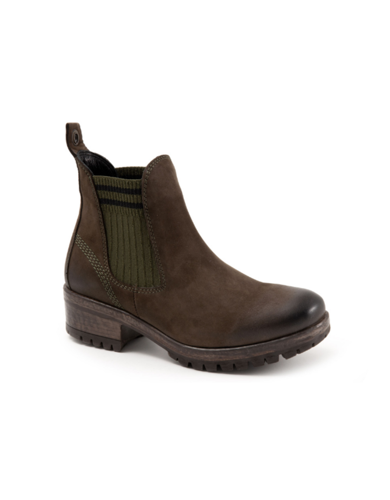 Bueno Florida Knit Boot in Brown Eagle by Bueno