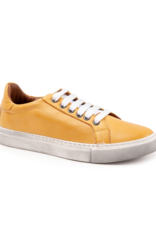 Bueno Reece Shoe in Mustard Leather by Bueno