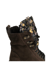 Bueno Gravity Boot in Brown Eagle by Bueno