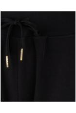 ESQUALO Jogger Pant in Black by ESQUALO